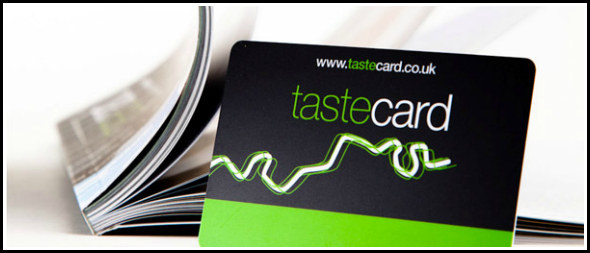Taste Card – Half price food at thousands of restaurants