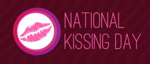 National Kissing Day – 700×300