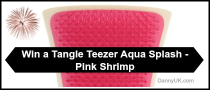 Win a Tangle Teezer Aqua Splash