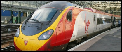Virgin, monks, alcohol – Train travel to Liverpool