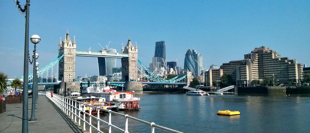 London sightseeing Tower Bridge