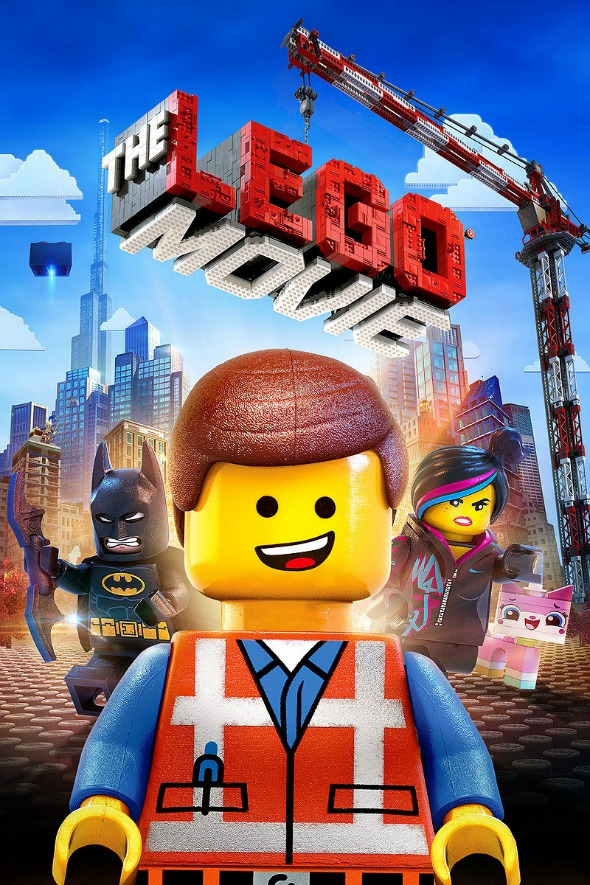 The Lego Movie - Everything is awesome DVD cover - Taken from a review by DannyUK.com