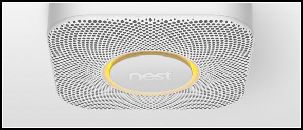 Nest Protect – Smoke & Carbon Monoxide alarm