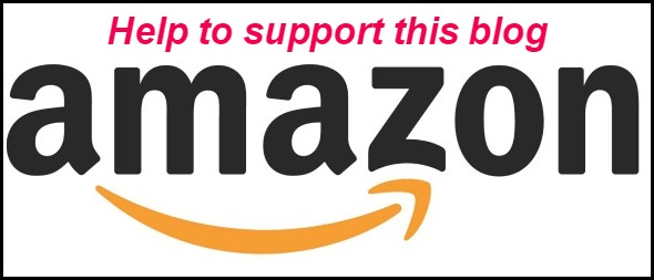 Support the blog – Amazon Affiliate link