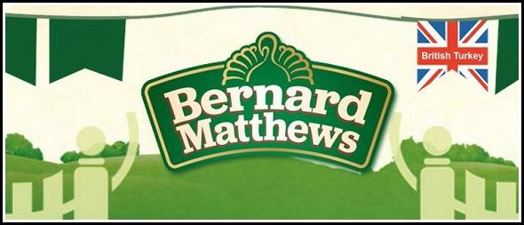 A Bernard Matthews Christmas dinner