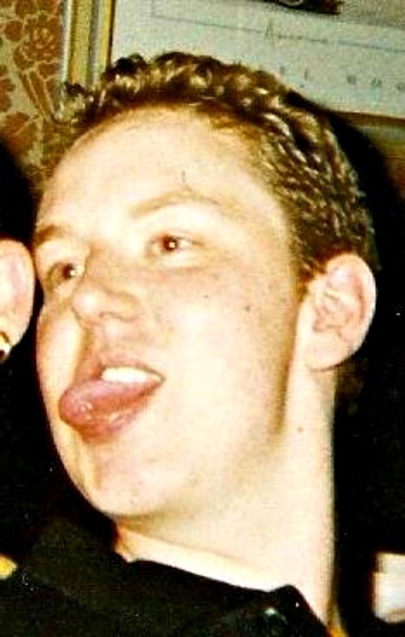 TBT - Dan aged 20