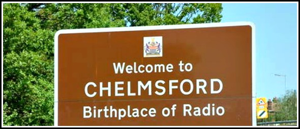 Chelmsford then and now