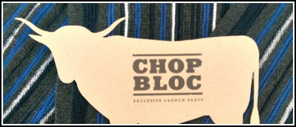 Chop Bloc and Bloc Bar – Steak, burgers and cocktails
