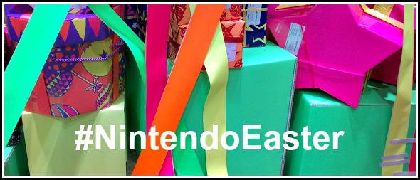 We had a #NintendoEaster