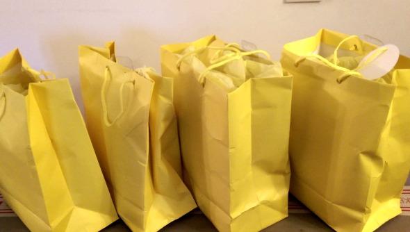 #NintendoEaster - The bags