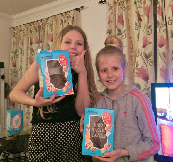 #NintendoEaster - Two of the happy Nintendo Kids