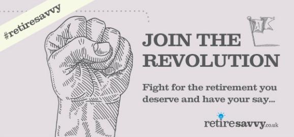 #RetireSavvy - Skipton - Join the revolution