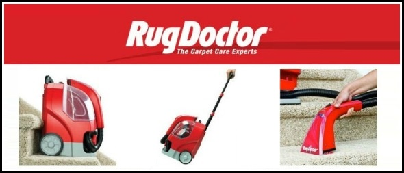 Rug Doctor portable review