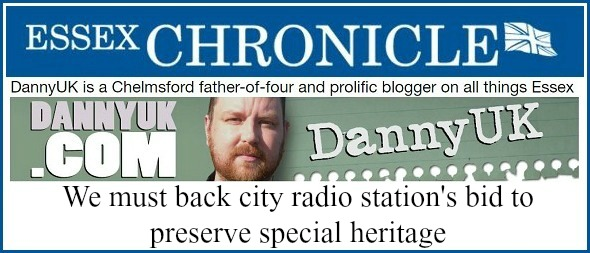 Essex Chronicle: Please back Chelmsford Community Radio