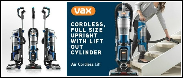 Vax Air Cordless Lift review – Better than Dyson!
