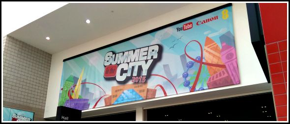 Summer In The City 2015 #SitC2015