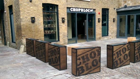 Chop Bloc Chelmsford