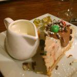 My Sunday Photo – M&M Cheesecake