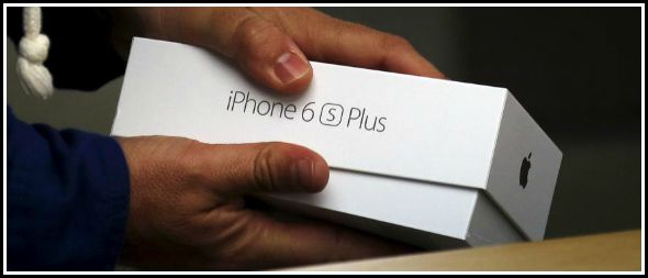 The new iPhone 6S Plus from Apple – launched today!