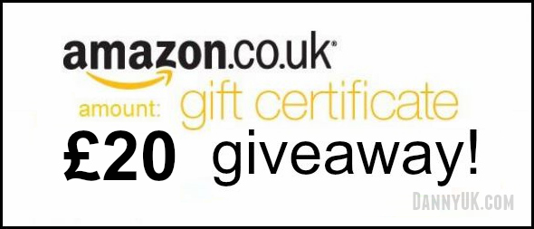 Competition: Win a £20 Amazon voucher