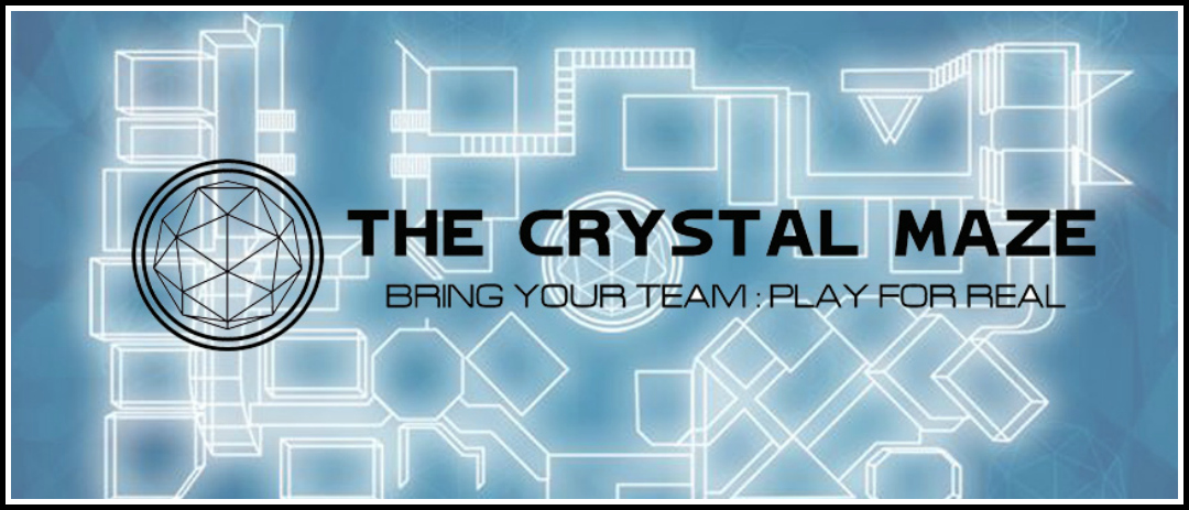 Ever wanted to play in the Crystal Maze?
