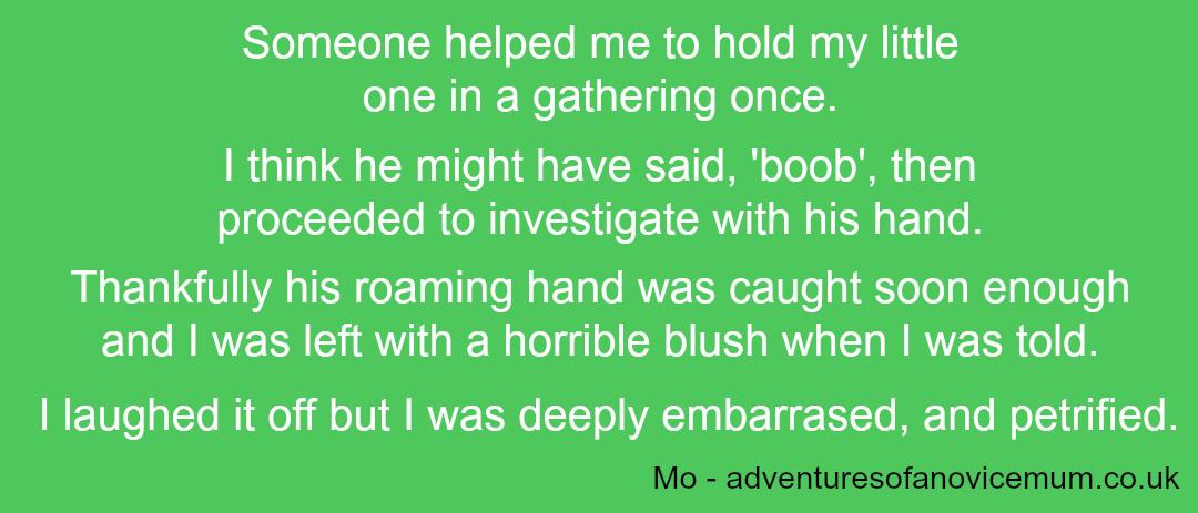 Embarrassing Children - Mo - Taken from a DannyUK.com article