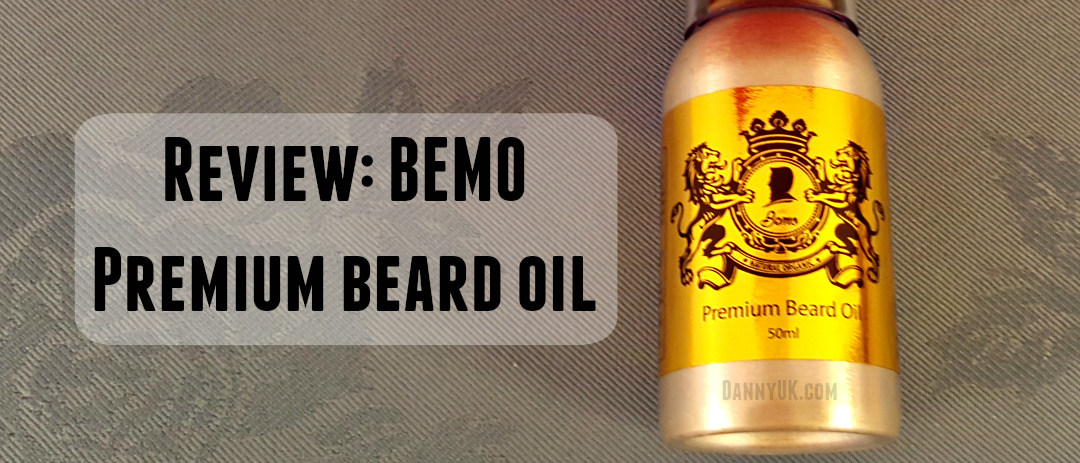 Review: BEMO Premium Beard Oil