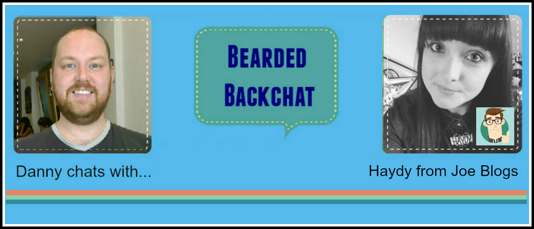 Bearded Backchat with PR Haydy from Joe Blogs