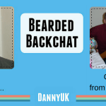 Bearded Backchat with Geraldine from Jog on Mum