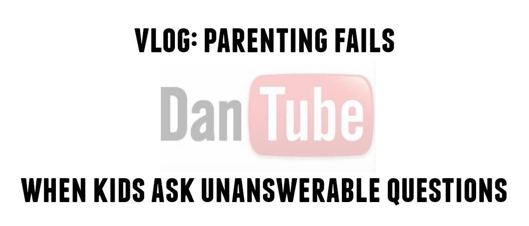 Vlog: Parenting fails – It's all blog fodder!