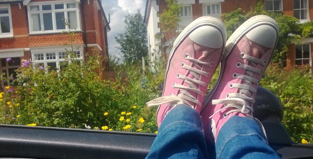 Lazy Girl's Life Blog header