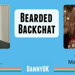 Bearded Backchat with Afra from Mad Mum of 7