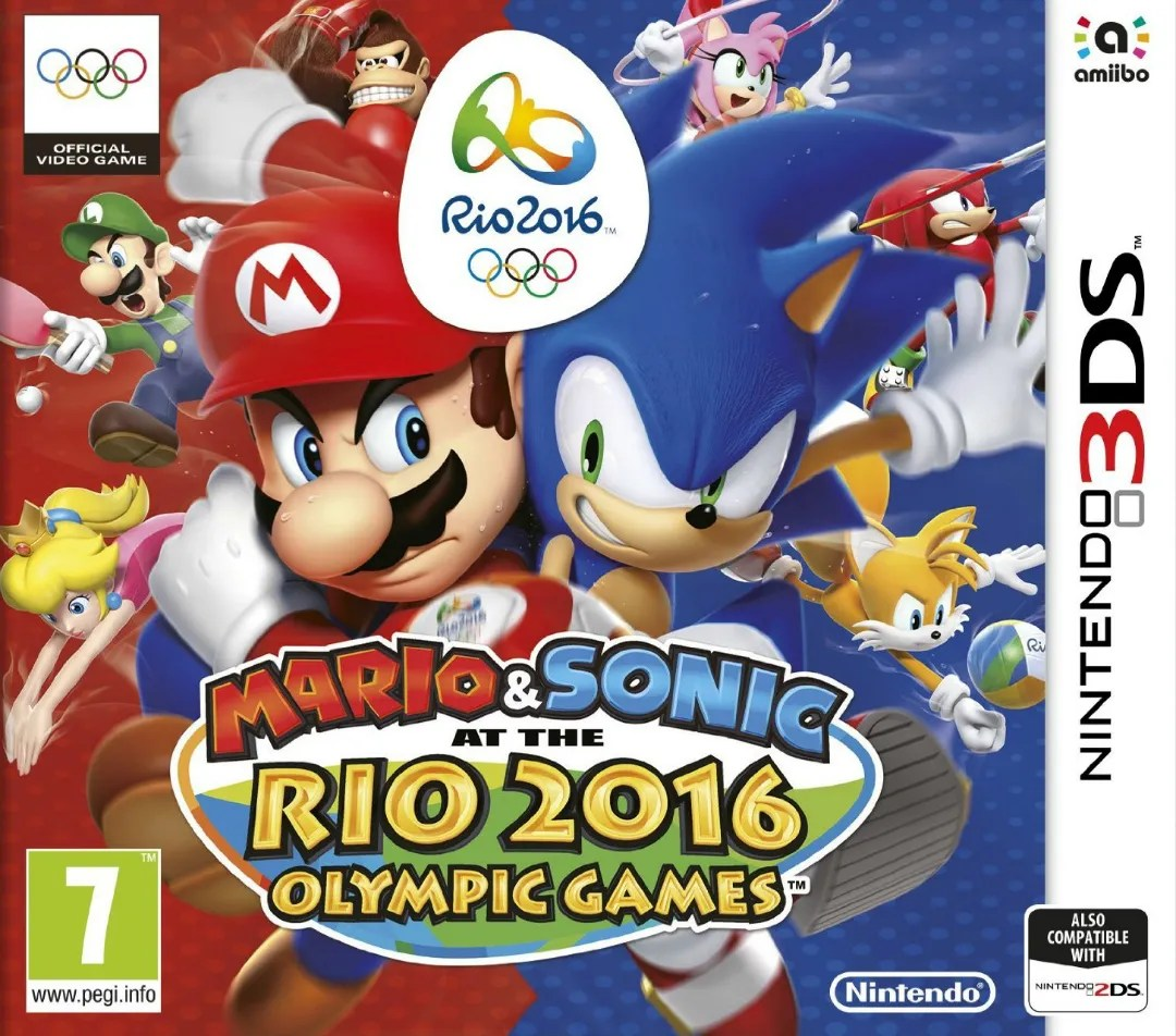 Mario and Sonic At The Rio 2016 Olympic Games - Rio 2016 review