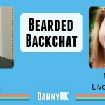 Bearded Backchat with Milla from Live Oxfordshire