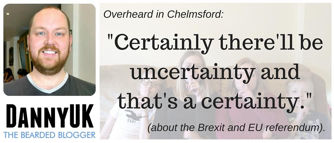 Brexit Quote