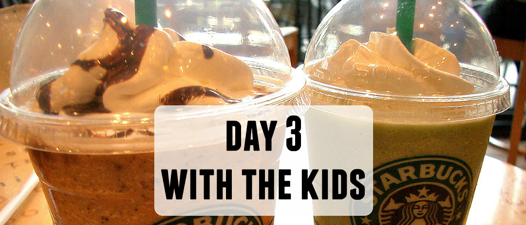 Day 3 with the kids – National Best Friends Day