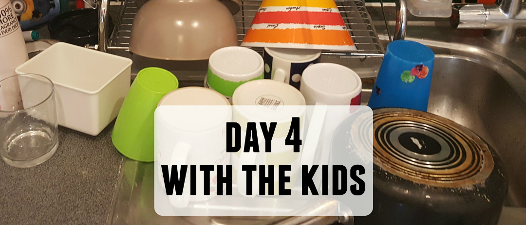 Day 4 with the kids