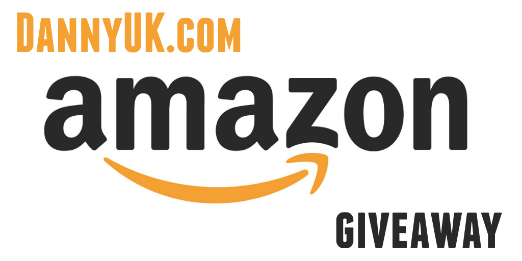 New giveaway launched – Win a £50 Amazon voucher!