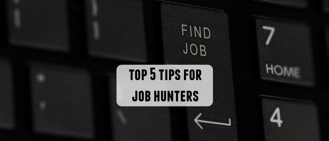 New Year's resolutions: Tips for job hunters
