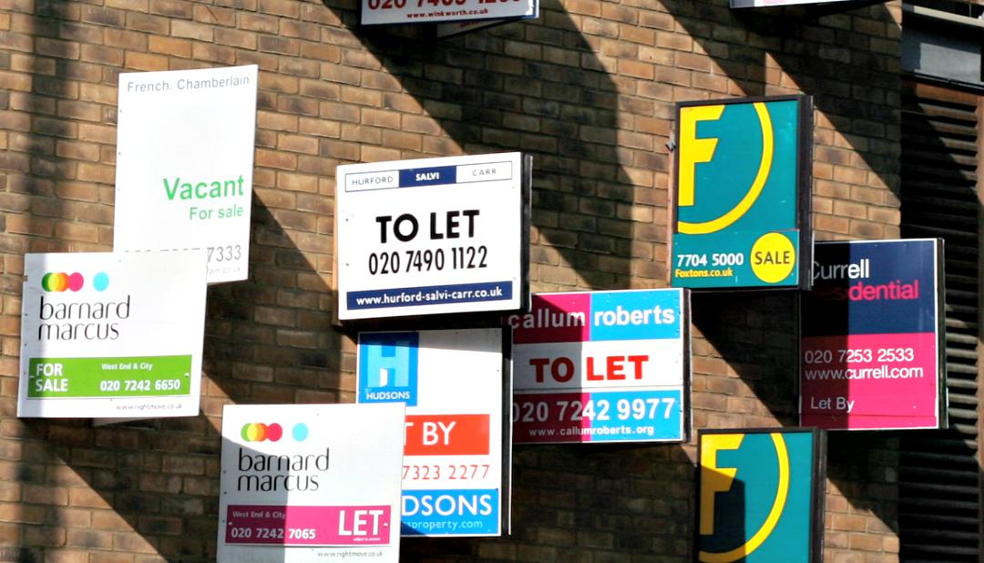 Estate Agency Boards