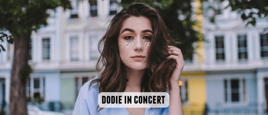 Daddy duties – Dodie in concert