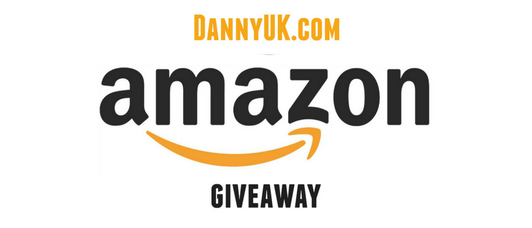 April giveaway – Win a £50 Amazon voucher!