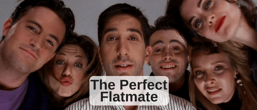 The Perfect Flatmate – Daily showering