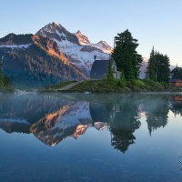 Elfin Lakes, a Small Paradise in the Mountains