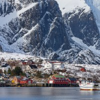 Reine, the Most-visited Lofoten Village