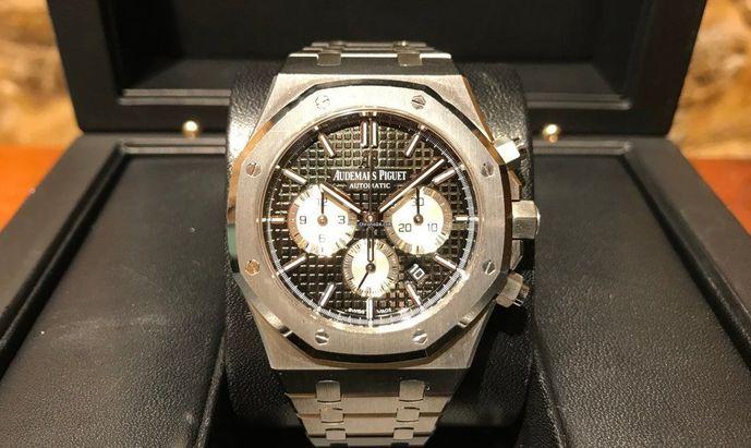 đồng hồ nam dây kim loại