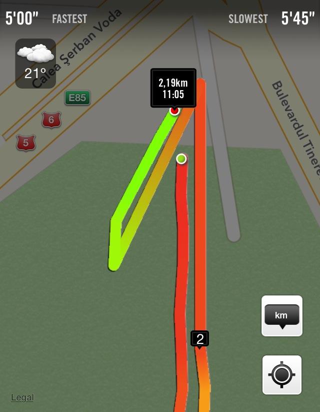 Nike Run GPS