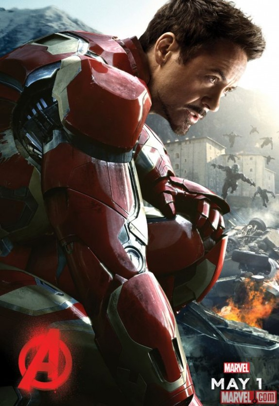 Avengers: Age of Ultron Iron Man