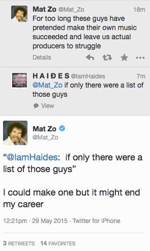 Mat Zo Twitter