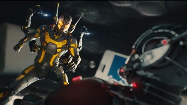 Universul Cinematic Marvel, de mărimea unei camere obișnuite.